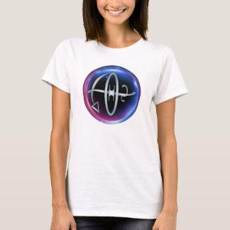 Bluse kosmische Gestaltung T-Shirt