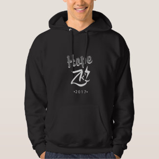 Bluse Moleton Hope - Sammlung ZK 2017 Hoodie