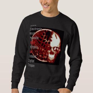 Blut-Gott-Sweatshirt Sweatshirt