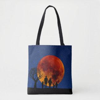 Blut-Mond-Mondfinsternis Tasche