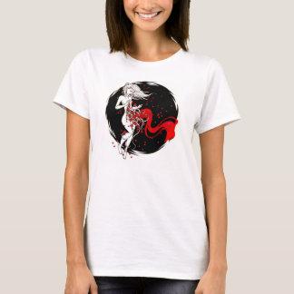Blut-Rosen T-Shirt