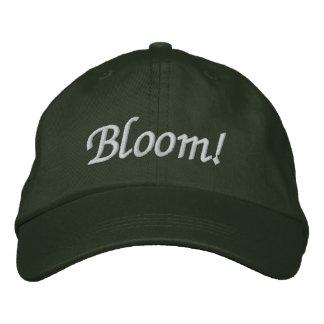 Blüte! Der Hut des Gärtners Bestickte Mütze