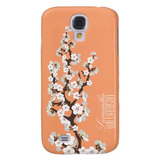 Blüte der Kirsche3 (Koralle) Galaxy S4 Hülle