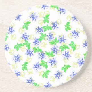 Blüte Getränkeuntersetzer