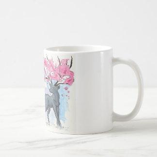 Blüte Kaffeetasse