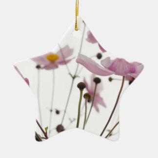 Blüte Keramik Ornament