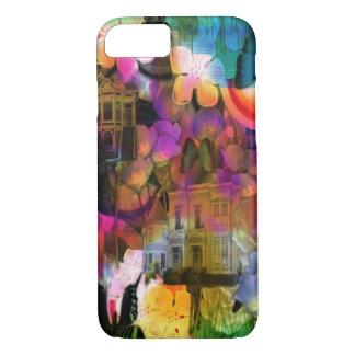 Blüte und Häuser Iphone 6 Fall iPhone 8/7 Hülle