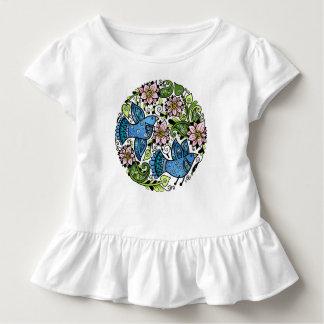 Blüten-Frühling (MIKART) das Clothing_Nursery Kleinkind T-shirt