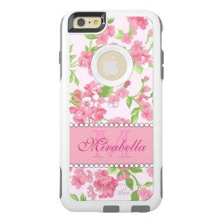 Blüten-Niederlassungsname Aquarell des Frühlinges OtterBox iPhone 6/6s Plus Hülle
