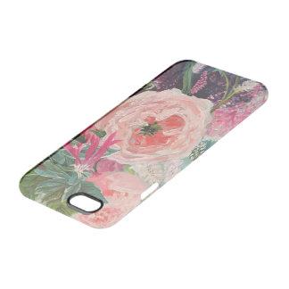 Blüten-Pop Durchsichtige iPhone 6/6S Hülle