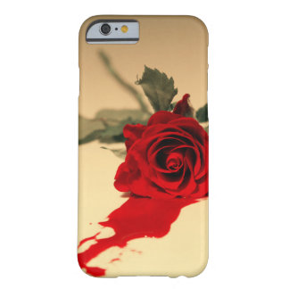 Bluten-Rose iPhone 6/6s Fall Barely There iPhone 6 Hülle
