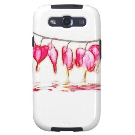 Blutende Herzen Samsung Galaxy S3 Hülle