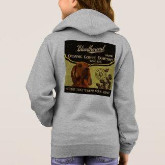 Bluthund-Marke - Organic Coffee Company Hoodie