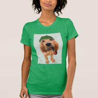 Bluthund Sherlock Holmes T-Shirt