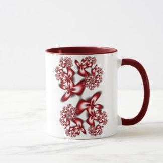 Blutige Blüten Tasse