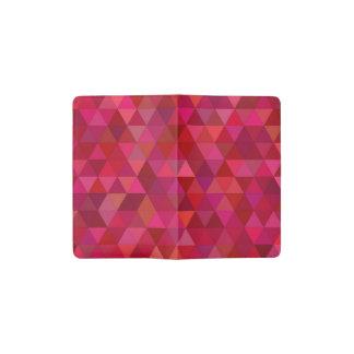 Blutige Dreiecke Moleskine Taschennotizbuch