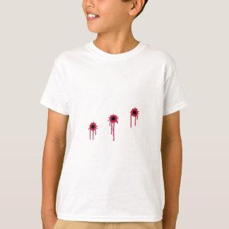 BLUTIGE EINSCHUSSLÖCHER T-Shirt