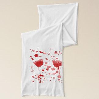 Blutige Schal
