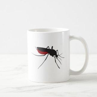 Blutiger Moskito Kaffeetasse
