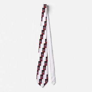 Blutiges Geschöpf Personalisierte Krawatten