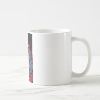Blutiges Geschöpf Tasse