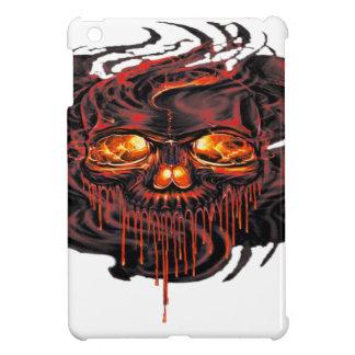 Blutiges rotes Skelette png iPad Mini Hülle