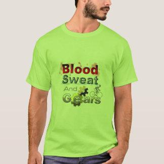 Blutschweiß und -gänge T-Shirt
