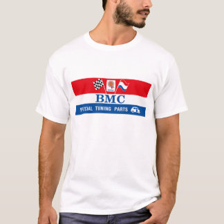 BMC spezielles abstimmendes T-Shirt