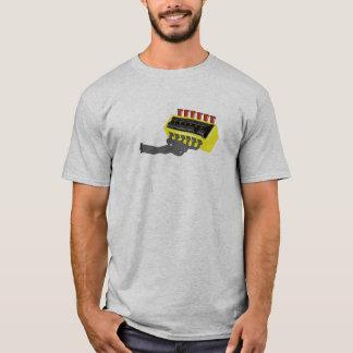 BMW inline 6 sechs glatt als Butter T-Shirt