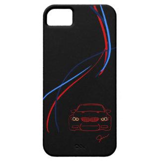 BMW M3 Stripes Kasten der Case-Mate-iPhone5 iPhone 5 Schutzhülle