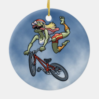 BMX Beatrix Keramik Ornament