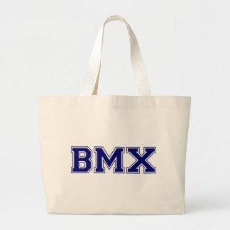 BMX Hochschulart Jumbo Stoffbeutel