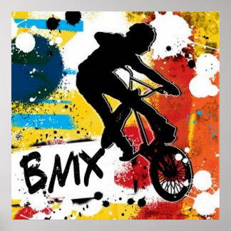 BMX Plakat
