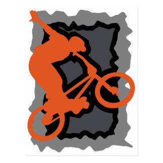 BMX POSTKARTE
