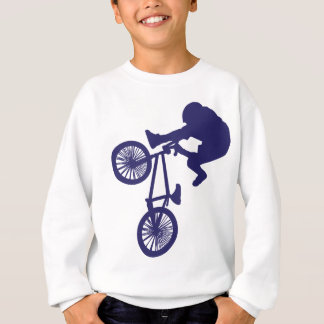 BMX Radfahrer Sweatshirt