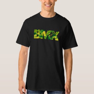 BMX Schablone-Digital-Camouflage-T-Stück T-Shirt