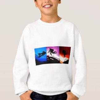 BMX Triptychon Sweatshirt