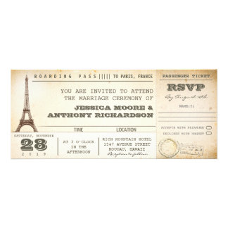 Ticket Einladungen