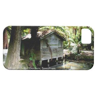 Boathouse - Gärten Alfreds Nicholas iPhone 5 Hülle