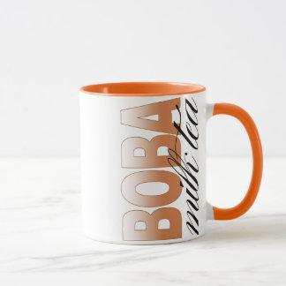 Boba Milch-Tee Tasse