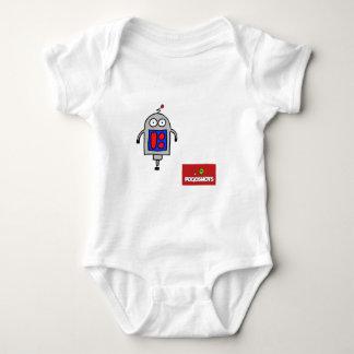 Bobby deBot ursprünglicher Entwurf Baby Strampler