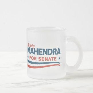 Bobby Mahendra für Senat Mattglastasse