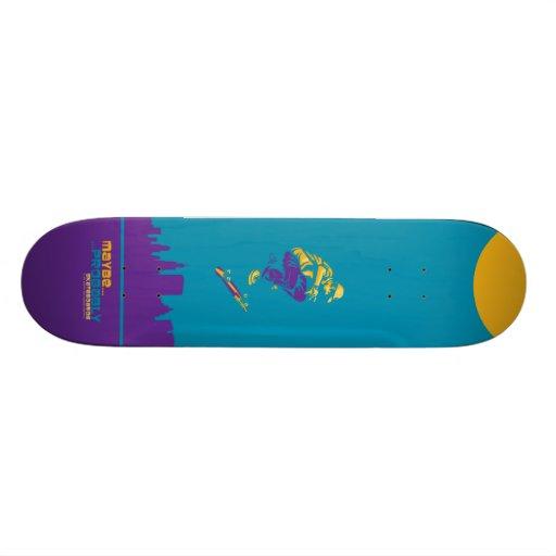 Bobby Bedruckte Skateboarddecks