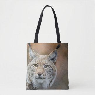 Bobcat-Wildnis-Taschen-Tasche Tasche