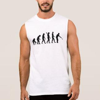 Boccia Boule-Evolution Ärmelloses Shirt