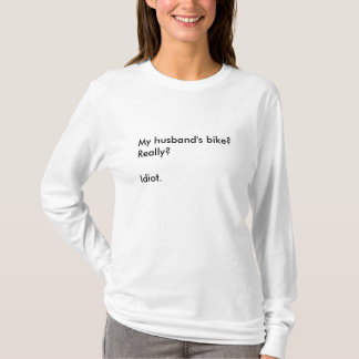 BODB Ehemann-lange Hülse T-Shirt
