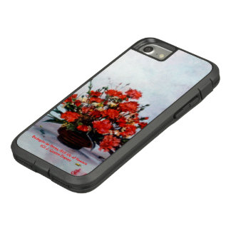 Bodegón der Blumen/Still life of flowers Case-Mate Tough Extreme iPhone 8/7 Hülle