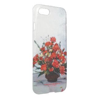 Bodegón der Blumen/Still life of flowers iPhone 8/7 Hülle
