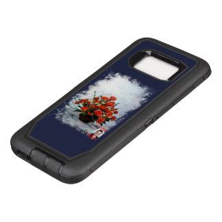 Bodegón der Blumen/Still life of flowers OtterBox Defender Samsung Galaxy S8 Hülle