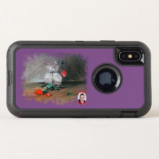 Bodegón/Natureza morta/Still life OtterBox Defender iPhone X Hülle